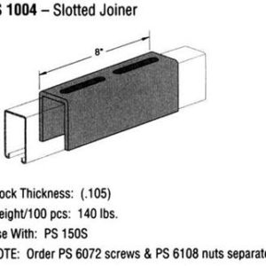 Slotted Joiner
