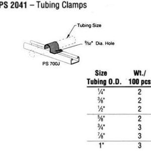 Tubing Clamps