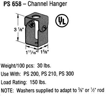 Channel Hanger