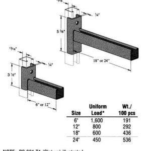 Wrap-Around Channel Bracket