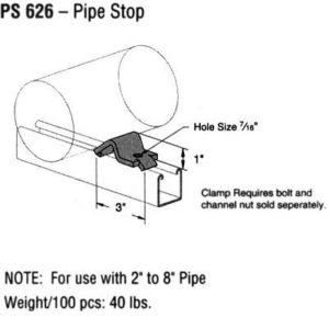 Pipe Stop